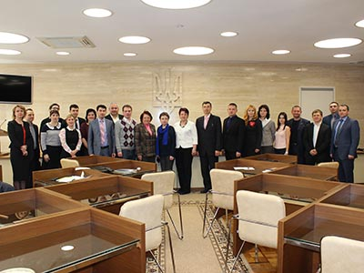 Викладачі університету взяли участь у Всеукраїнському форумі вчених-адміністративістів