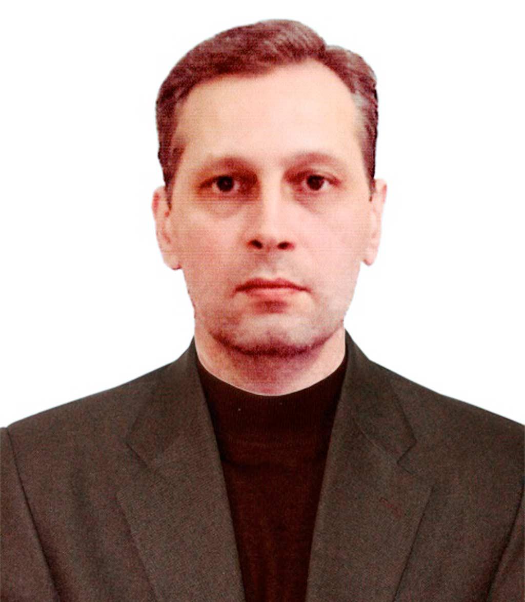 Завідувач відділення обліку та звітності Міхутов Владислав Олександрович