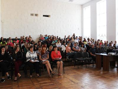 Більше 100 абітурієнтів завітали на День відкритих дверей до Криворізького факультету ДДУВС