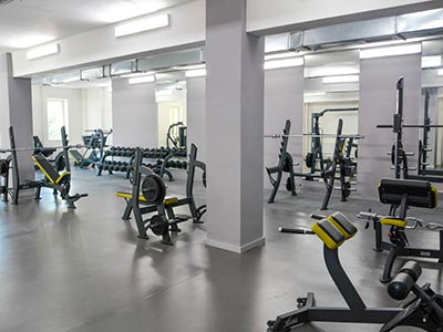 В ДДУВС відкрився новий сучасний тренажерний зал