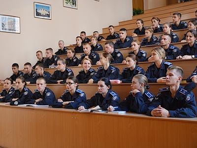 На першому курсі пройшли вибори до органів курсантського самоврядування