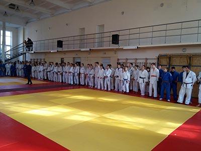 На відкритій Студентській Лізі спортсмени ДДУВС вибороли 2 медалі з дзюдо