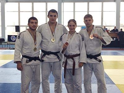 З Чемпіонату України з дзюдо спортсмени ДДУВС повернулися переможцями