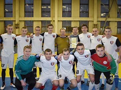 У змаганнях з футболу за Кубок Дніпропетровської області серед ВНЗ збірна ДДУВС посіла третє місце