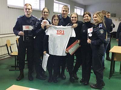Безпека життєдіяльності та охорона праці в підрозділах Національної поліції