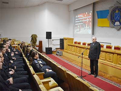 У ДДУВС вшанували учасників бойових дій на території інших держав
