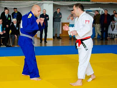 Відкритий Чемпіонат України з дзюдо серед ветеранів