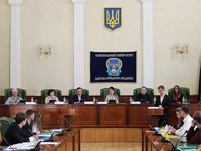 Модельне судове засідання в Одесі: участь команди ДДУВС