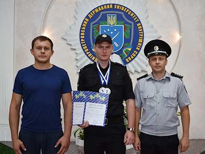 Веслування на байдарках та каное: переможцем всеукраїнських змагань став курсант університету