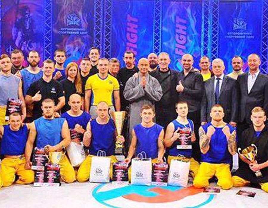 У колективі спортсменів ДДУВС – іще один майстер спорту України