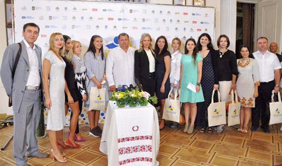 Представники Дніпропетровського державного університету внутрішніх справ
