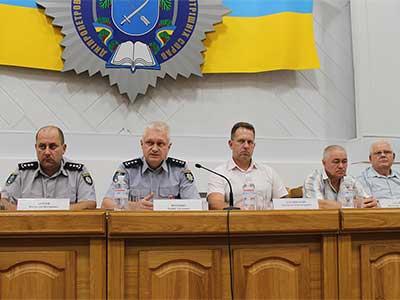 У ДДУВС пройшла конференція трудового колективу