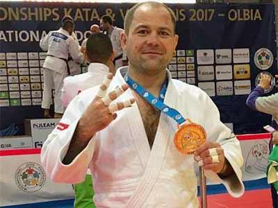 Сергій Балабан виборов уже третє поспіль «золото» на Чемпіонаті світу