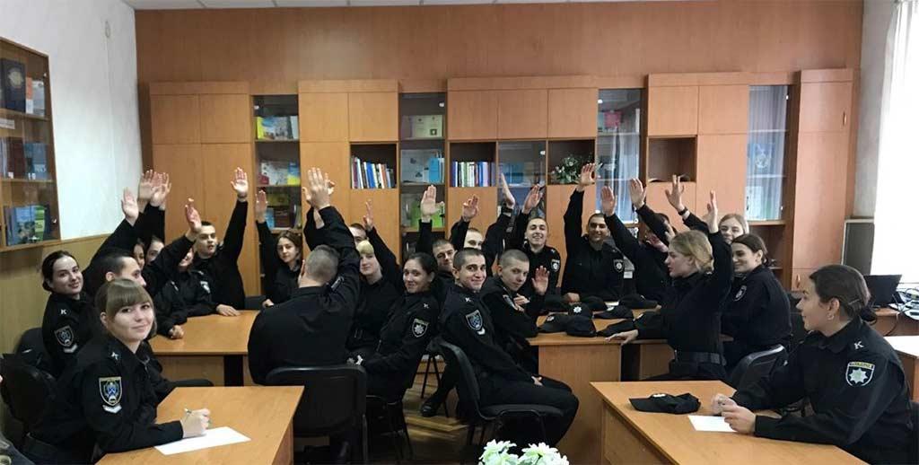 На кафедрі теорії та історії держави і права Дніпропетровського державного університету внутрішніх справ пройшла вікторина