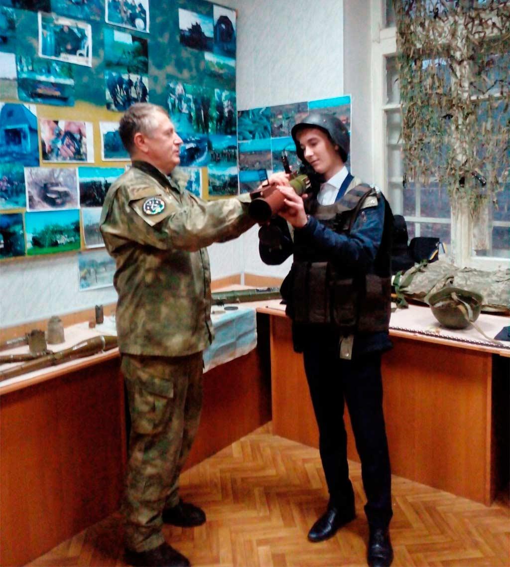 У музеї представлено понад 500 експонатів.