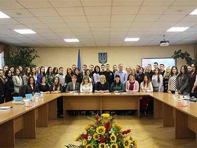 Слухачі магістратури взяли участь у Всеукраїнській конференції молодих науковців у Львові