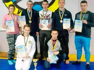 Кубок Дніпропетровської області з рукопашного бою