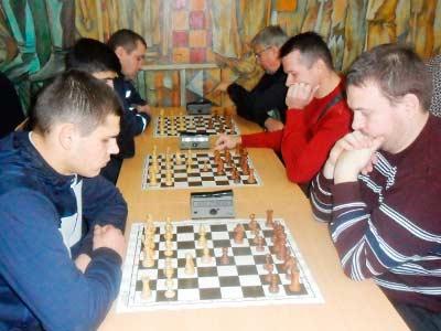 Кращі шахісти навчаються у ДДУВС