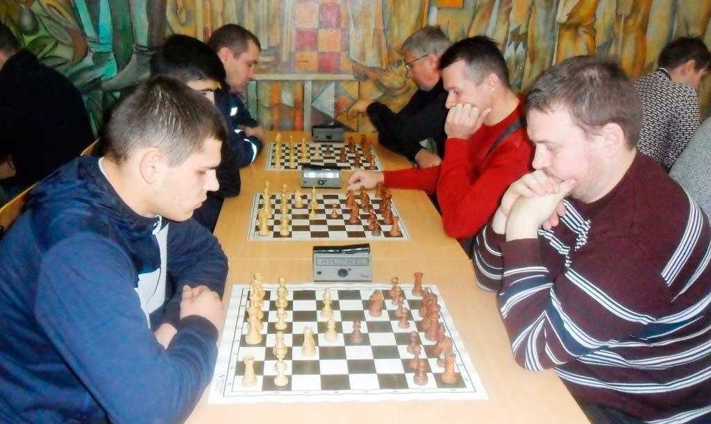Чемпіонат із шахів став завершальним етапом «Динаміади»