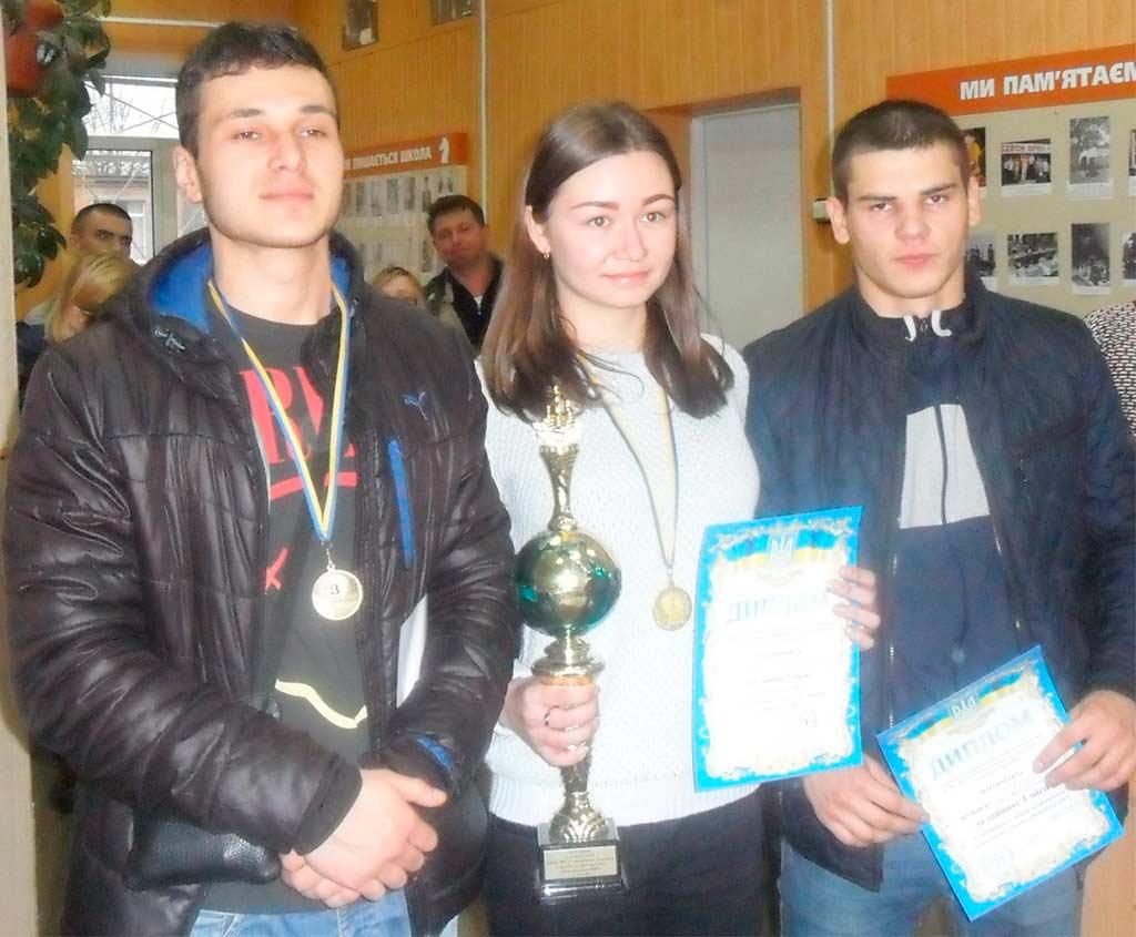 Кубок чемпіона виборола команда Дніпропетровського державного університету внутрішніх справ.