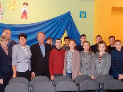 Школярі Юр'ївського району познайомилися з професією поліцейського