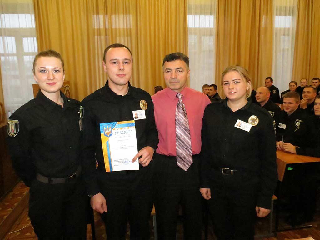 Тиждень права у Запорізькому центрі первинної професійної підготовки «Академія поліції»