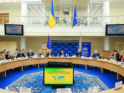 У рамках проведення акції «16 днів проти насильства» в ДніпроОДА пройшов міжнародний форум