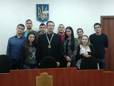 Студенти юридичного факультету познайомилися з роботою Господарського суду та побували на судовому засіданні