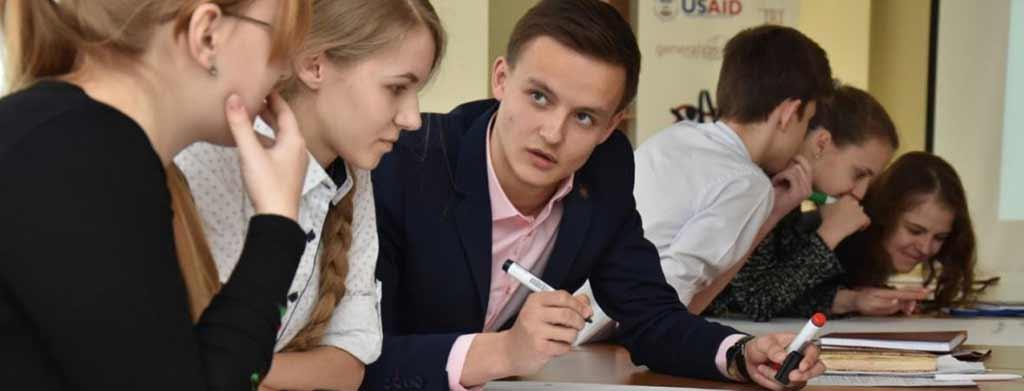 Студент юридичного факультету Дніпропетровського державного університету внутрішніх справ Ілля Жушман взяв участь у проекті «Готовність до соціального підприємництва» програми Європейського Союзу Erasmus+.