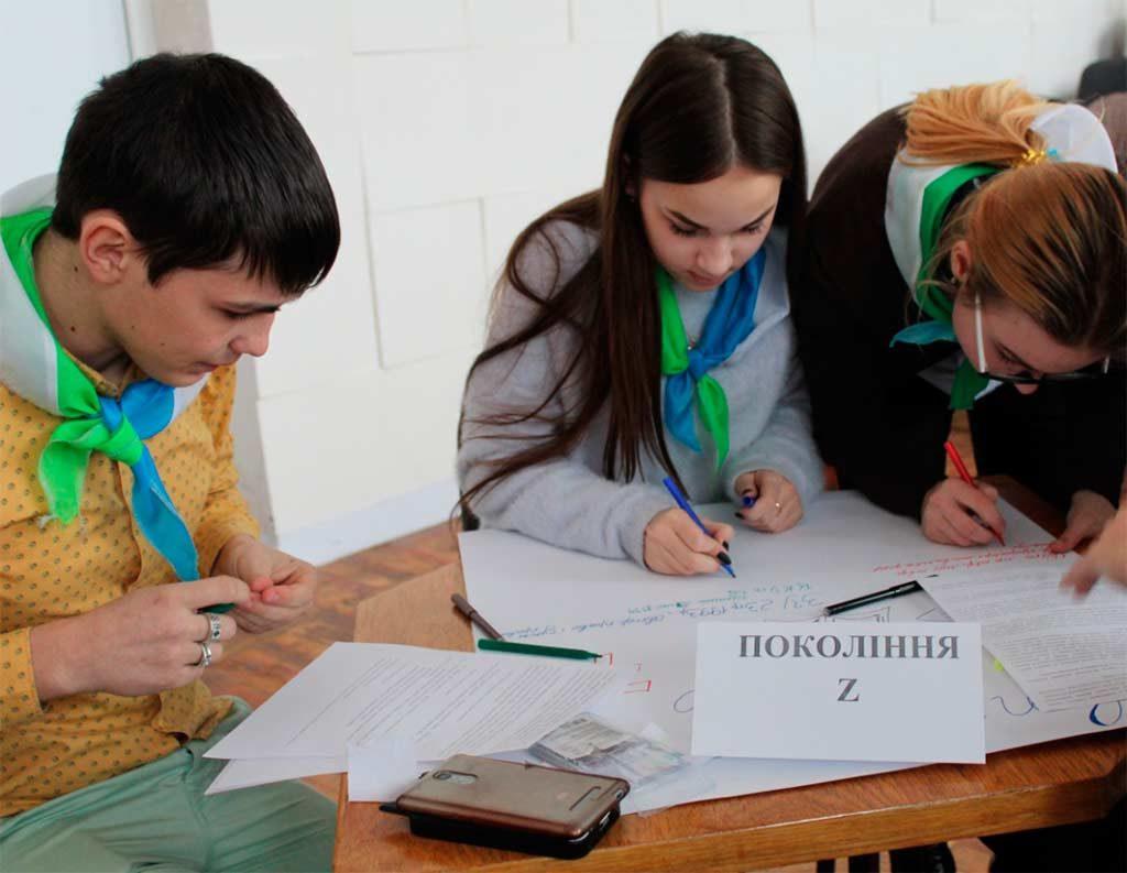 На Криворізькому факультеті пройшов інтелектуальний воркшоп для школярів