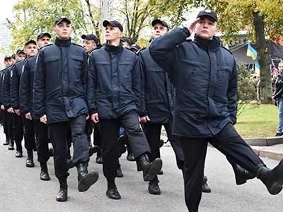 Веб-портал для кандидатів на навчання у закладах вищої освіти МВС України