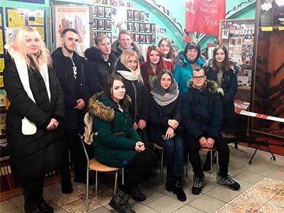 «Академія поліції» (м. Запоріжжя) ДДУВС у співпраці з Запорізькою обласною молодіжною громадською організацією