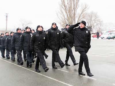 У рядах Національної поліції поповнення!