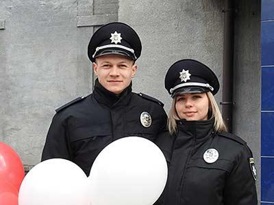 Відбувся випуск поліцейської академії