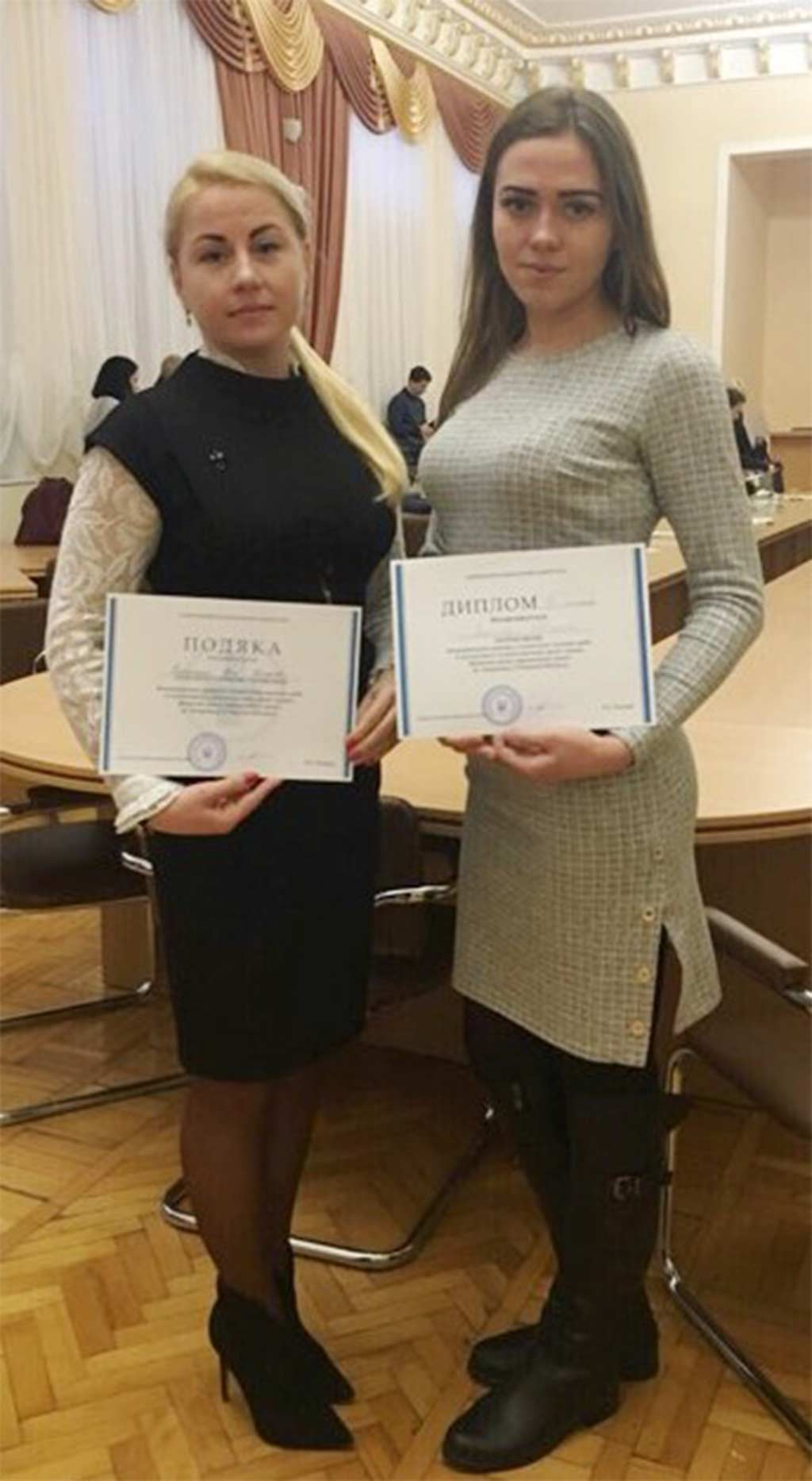 Здобувачі вищої освіти ДДУВС – дипломанти Всеукраїнського конкурсу студентських наукових робіт