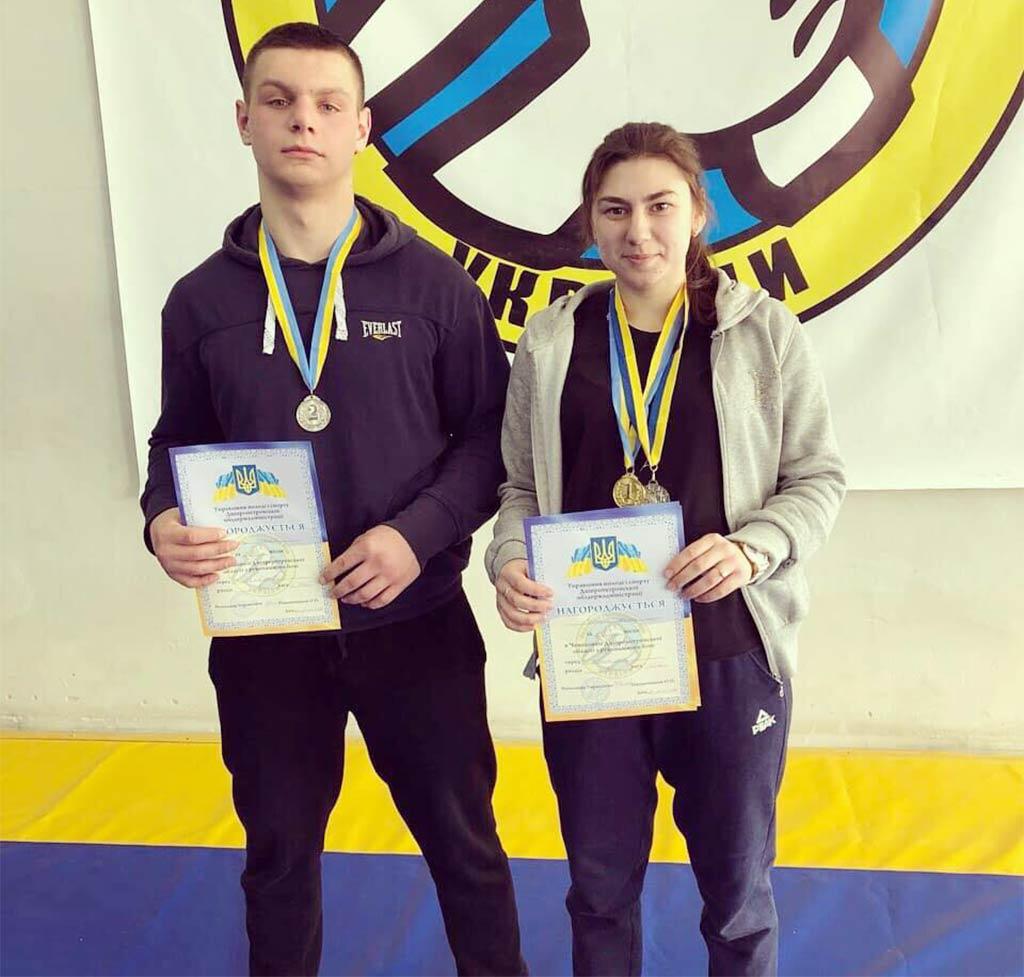 Чемпіонат Дніпропетровщини з рукопашного бою: і знову курсанти ДДУВС у призерах!
