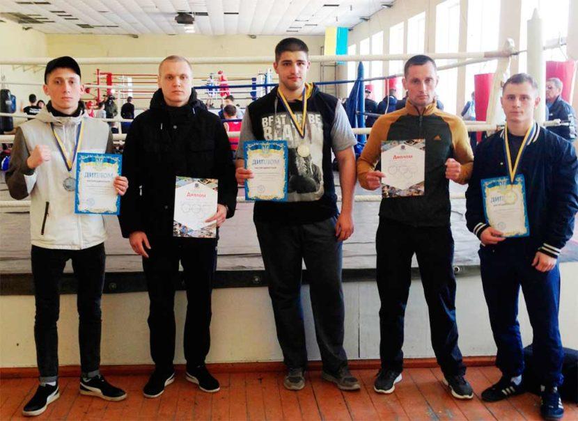 Боксери університету – призери міських змагань