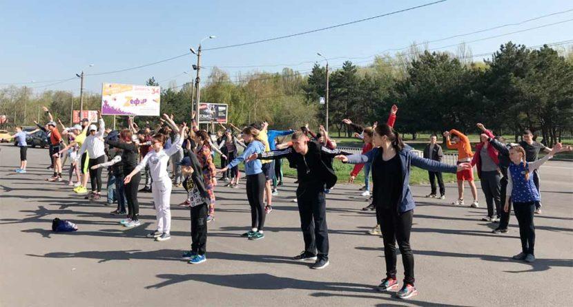 У Дніпрі стартували бігові тренування до INTERPIPE Dnipro Half Marathon