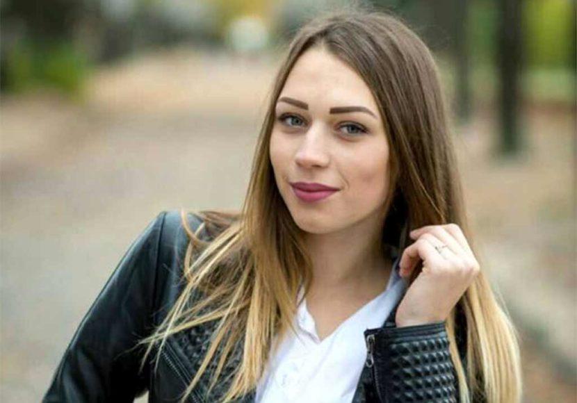 Діана Мамченко – курсантка факультету підготовки фахівців для органів досудового розслідування ДДУВС.
