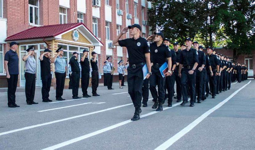КМБ - школа курсантського гарту та витримки