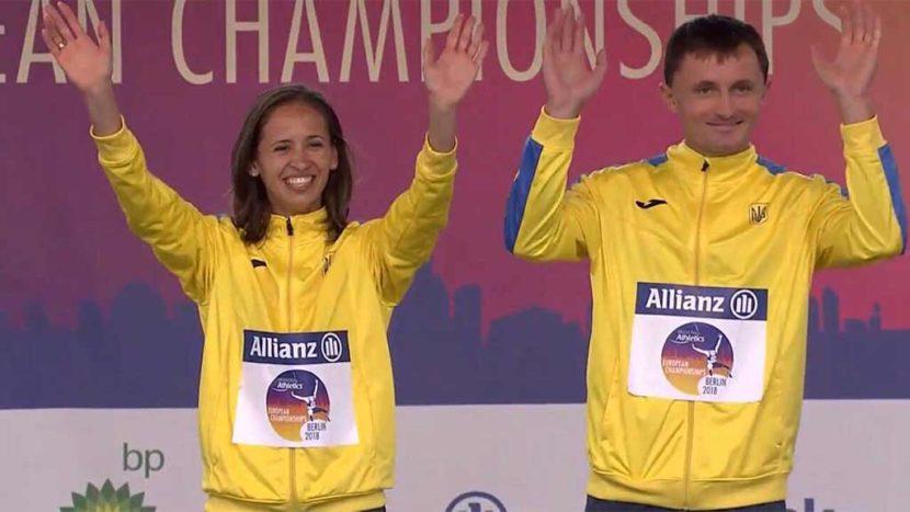 З Чемпіонату Європи серед параолімпійців викладачка ДДУВС Оксана Ботурчук привезла 2 золоті медалі