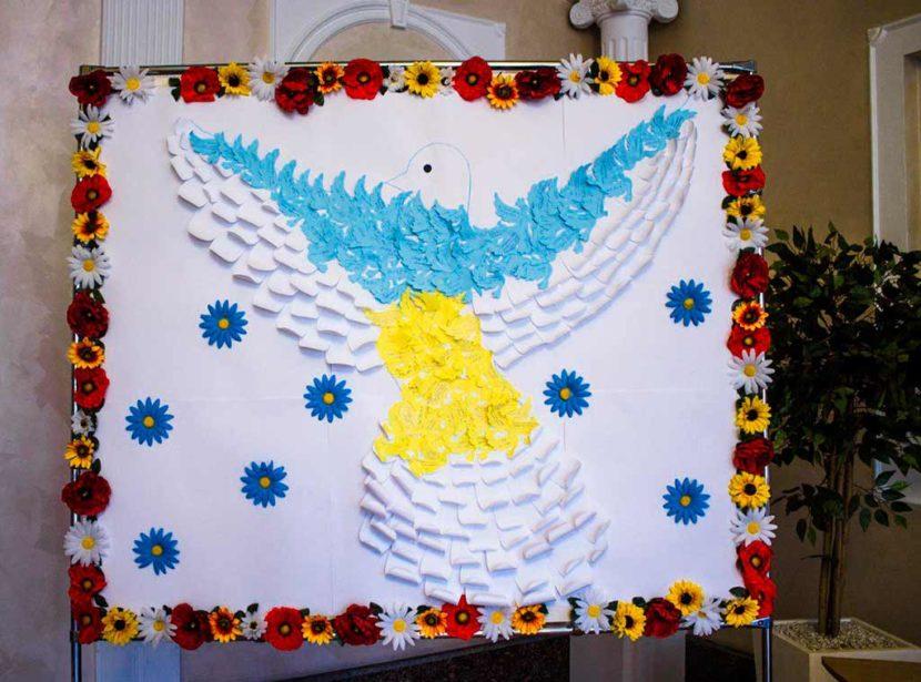 Сьогодні, 21 вересня, у Дніпропетровському державному університеті внутрішніх справ відзначили Міжнародний день миру.