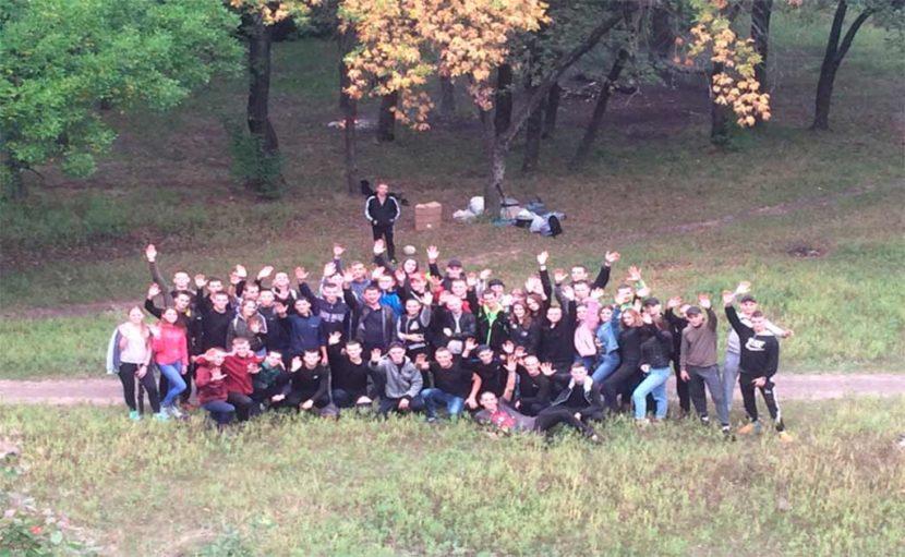 Курсанти ДДУВС подорожують мальовничими місцями Дніпра