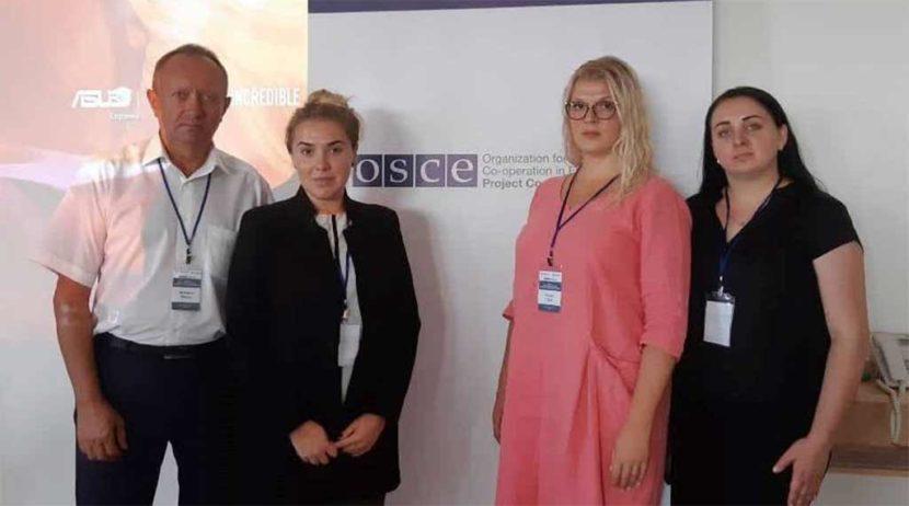 Представники ДДУВС взяли участь у тренінгу «Жінки. Мир. Безпека»