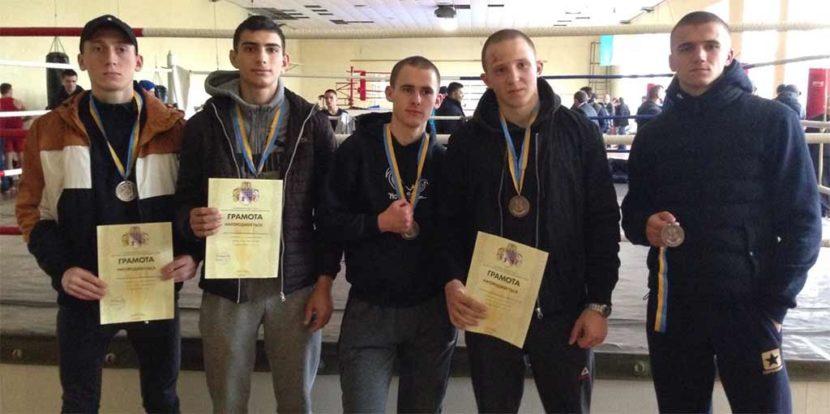 Чемпіонат Дніпропетровської області з боксу серед дорослих