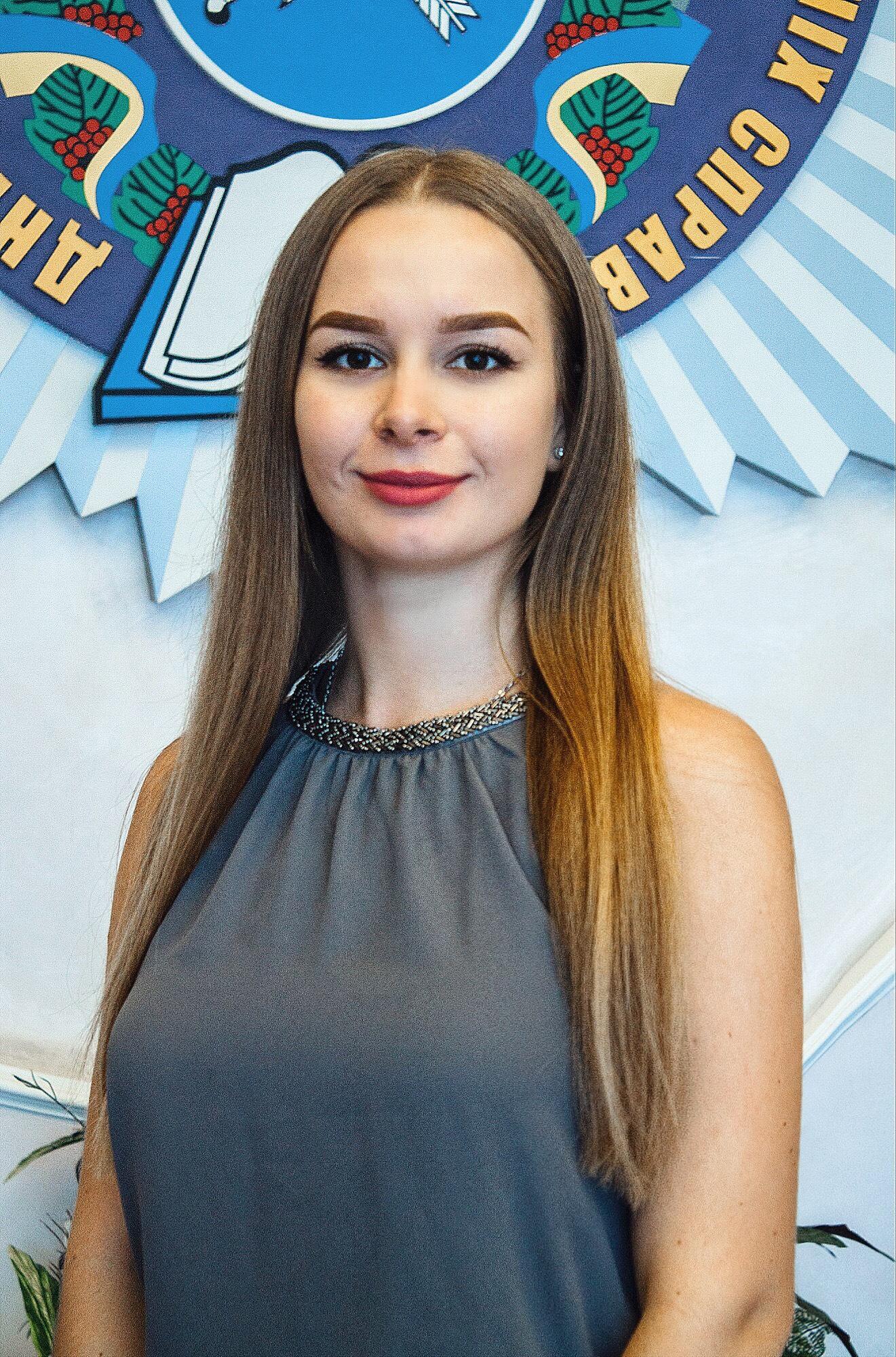 Гудіна Яна Ігорівна
