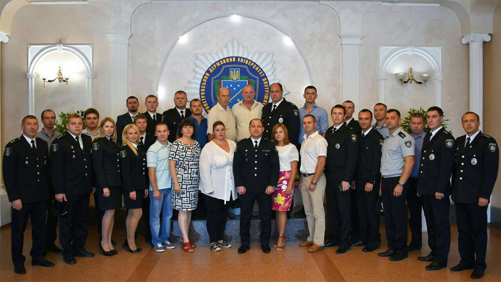 Факультет підготовки фахівців для підрозділів кримінальної поліції