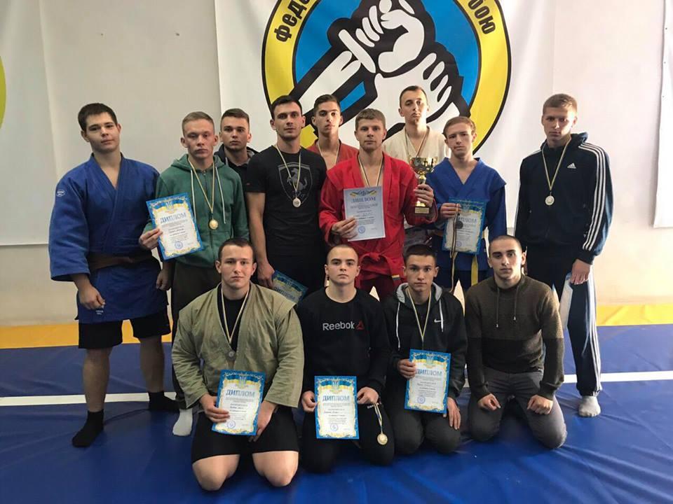 11 медалей – результат збірної ДДУВС на чемпіонаті ФСТ «Динамо»
