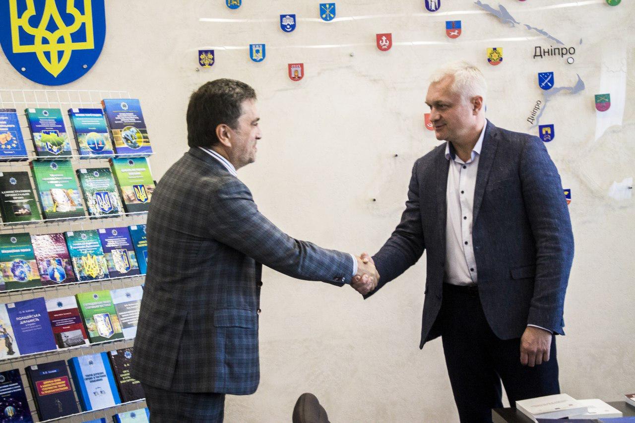 Співробітництво з литовськими колегами триває