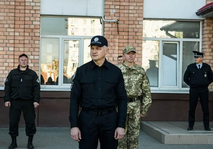 Упродовж двох днів курсанти 2 курсу ДДУВС брали участь у комплексних заняттях на полігоні Національної гвардії України